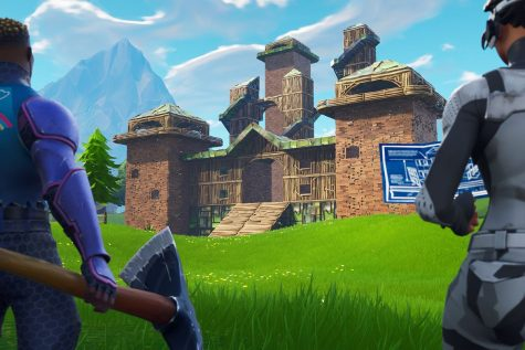 Fortnite 1: Builder Pro